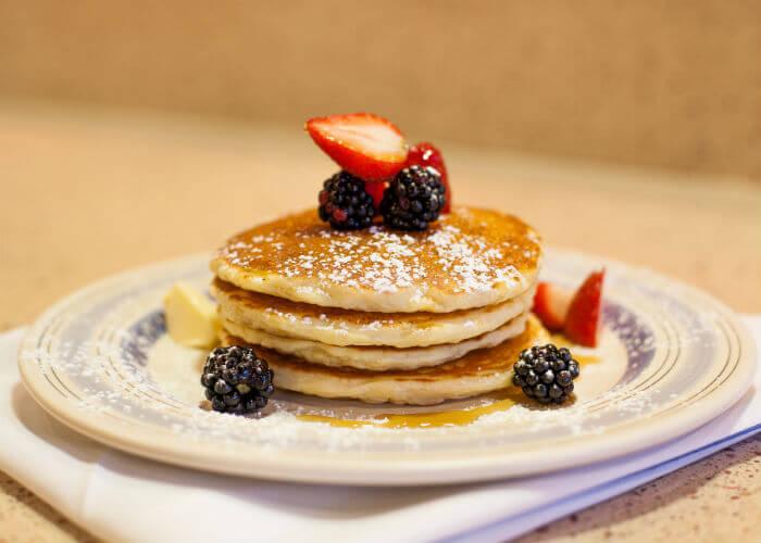 Early Bird Pancakes